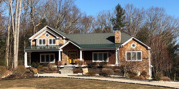 A Garrett Ridge Court custom home