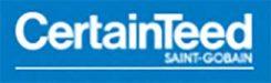 Logo for CertainTeed Monogram vinyl siding